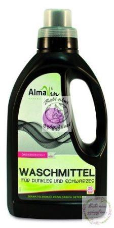 Almawin ÖKO folyékony mosószer koncentrátum sötét és fekete ruhákhoz  - 25 mosáshoz