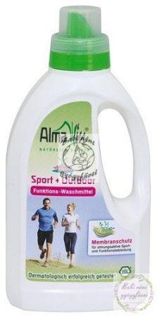 AlmaWin ÖKO Folyékony mosószer  Sport- és szabadidőruhákhoz
