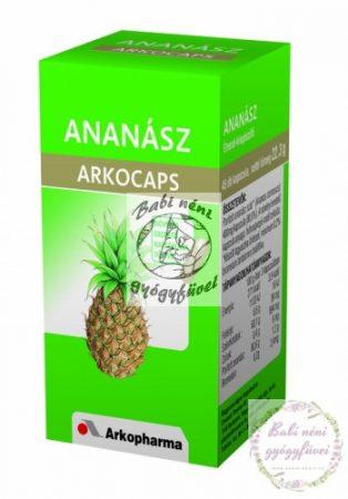 Arkocaps Ananász kapszula (45db-os)