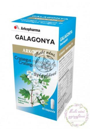 Arkocaps Galagonya kapszula 45db