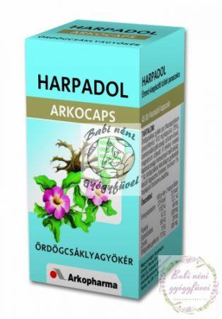 Arkocaps Harpadol kapszula (45db-os)