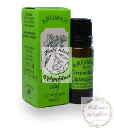 Aromax Citronellaolaj (10ml)