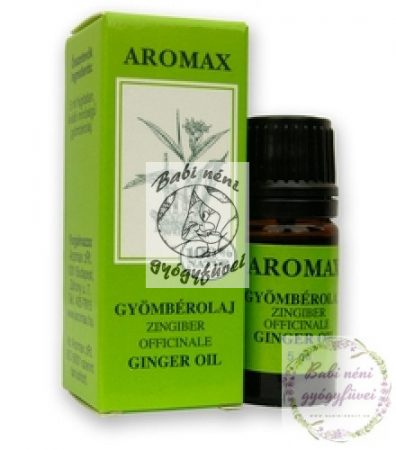Aromax Gyömbérolaj (5ml)