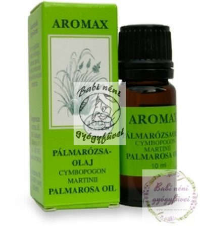 Aromax Pálmarózsaolaj (10ml)