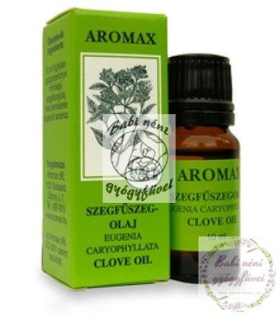 Aromax Szegfűszegolaj (10ml)