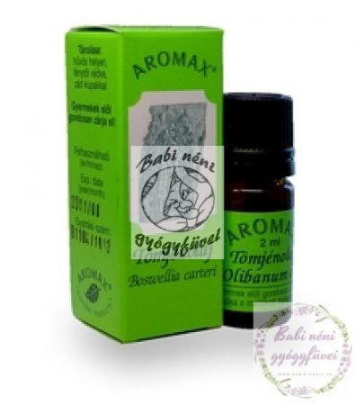 Aromax Tömjénolaj (2ml)