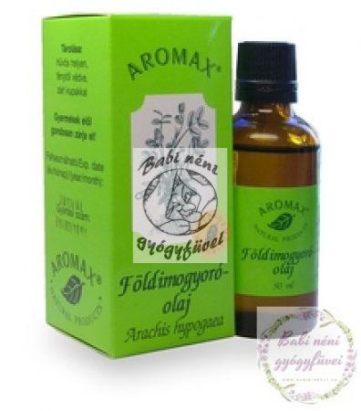 Aromax Földimogyoróolaj (50ml)