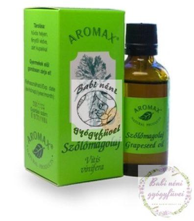 Aromax Szőlőmagolaj (50ml)