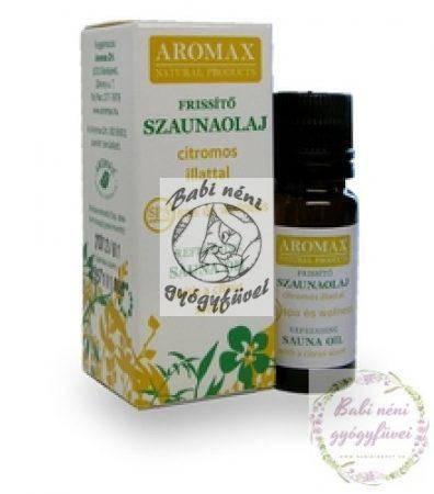 Aromax Frissítő szaunaolaj (10ml)