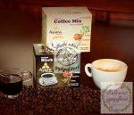 AYURA HERBAL Fekete Kávé, Cappuccino