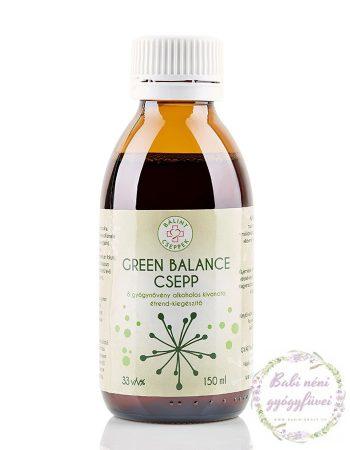 Bálint cseppek Green balance (Ziliz) csepp
