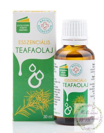 Bálint cseppek Esszenciális Teafaolaj 30ml