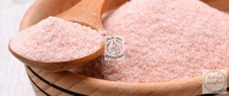 BENEFITT Himalája só rózsaszín finomszemcsés 1000g