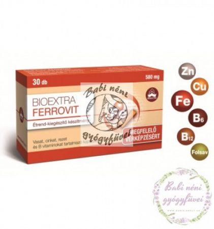 Bioextra Ferrovit kapszula 30db
