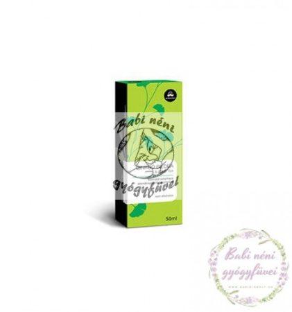 Bioextra Ginkgo biloba és Zöld tea kivonat