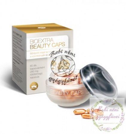 Bioextra Beauty caps szemkörnyékápoló olaj 60db