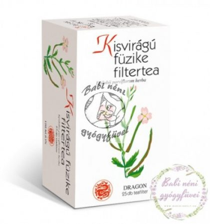 Bioextra Kisvirágú füzike filtertea