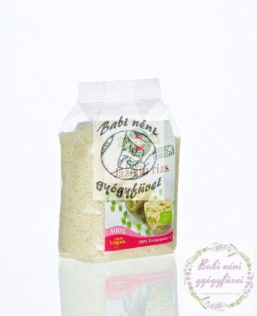 Biorganik Bio jázmin rizs fehér 500g