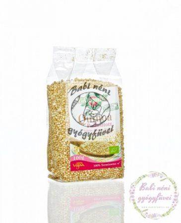Biorganik Bio puffasztott quinoa 100g