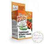 BioCo Csipkebogyós Retard C-vitamin 1000mg 60db