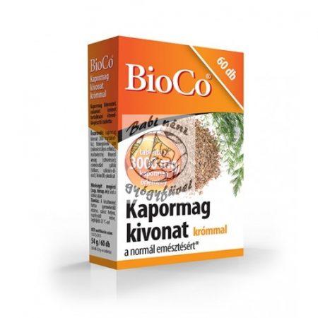 BioCo Kapormag kivonat krómmal 60db