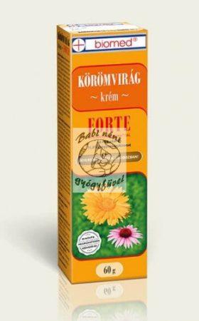 Biomed Körömvirág krém FORTE