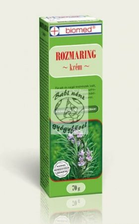 Biomed Rozmaring krém 70g