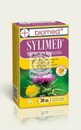 Biomed Sylimed Máriatövis kapszula