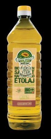 Biopont Bio hidegen sajtolt napraforgó olaj