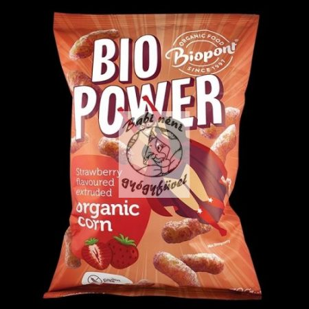 Biopont Bio Power, Epres (valódi eperporral)