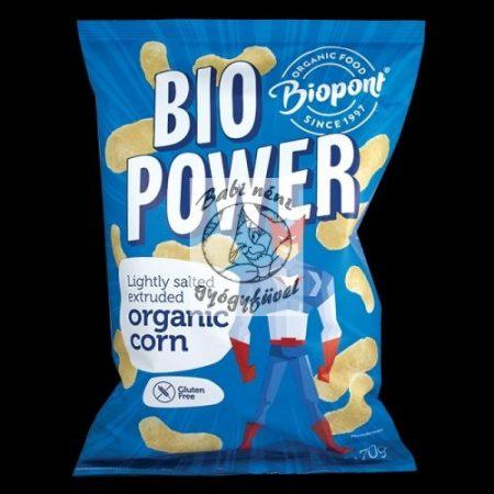 Biopont Bio Power, Enyhén sós