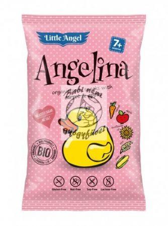 Angelina Bio kukoricás snack 4x15g