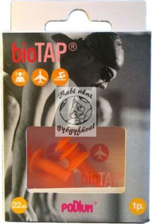 BioTAP® Lamellás felnőtt füldugó 1 pár