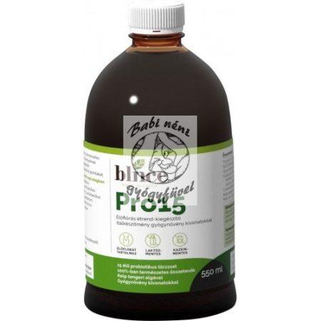 blnce Blnce pro15 élőflórás étrend-kiegészítő italkészítmény 500 ml