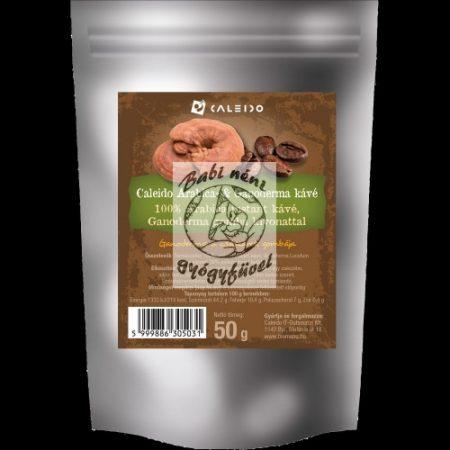 Caleido Arabica- & Ganoderma kávé 50 g