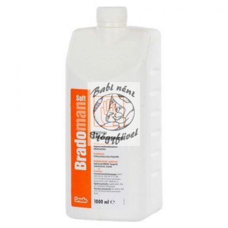 Bradoman soft 1000ml higiénés kézfertőtlenítő