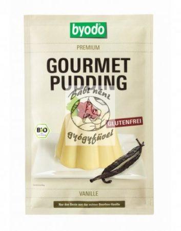 Byodo Bio pudingpor vanília 40g