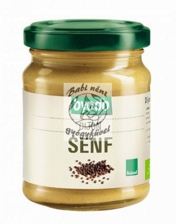 Byodo Bio Dijoni mustár 125ml