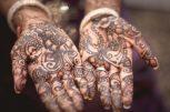 Henna testfestékek