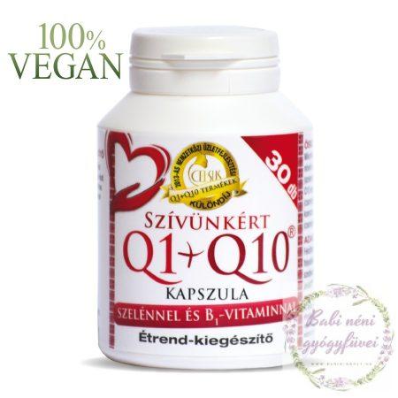 Celsus Q1+Q10 Vital kapszula (30db-os)