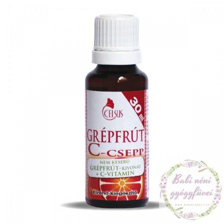 Celsus Grapefruitmagcsepp - nem keserű (30ml)