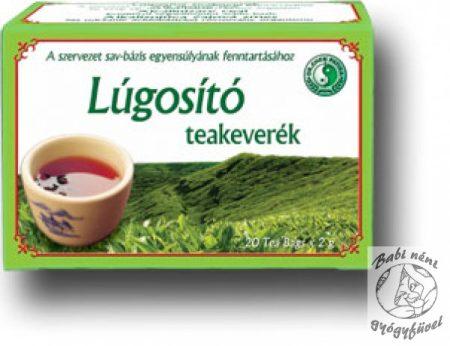 Dr. Chen Lúgosító tea, filteres (20db-os)
