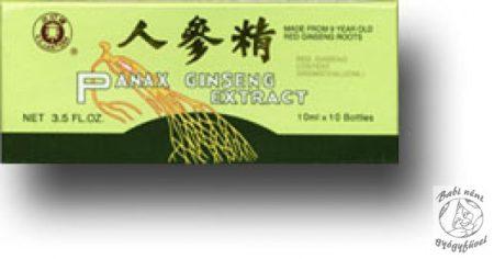 Dr. Chen Panax ginseng ampulla (10db-os)