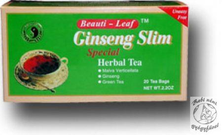 Dr. Chen ginseng Slim tea (20db-os)