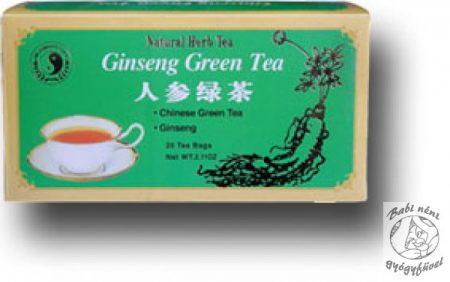 Dr. Chen Ginseng zöldtea (20db-os)