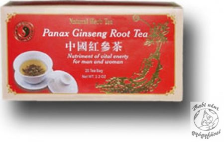 Dr. Chen Panax ginseng tea (20db-os)