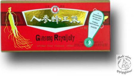 Dr. Chen Ginseng Royal Jelly ampulla  (10db-os)