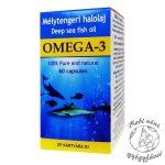 Dr. Chen Mélytengeri halolaj kapszula (60db-os)