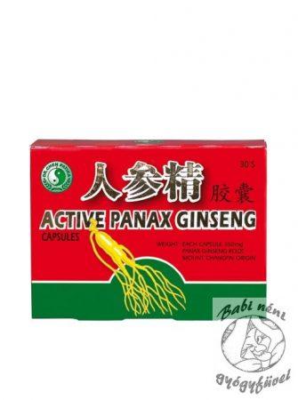 Dr. Chen Panax ginseng kapszula (30db-os)