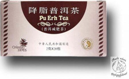 Dr. Chen Pu Erh kapszula (80db-os)